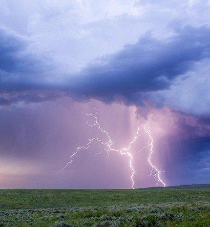 Lenyűgöző felvételek nagy viharokról