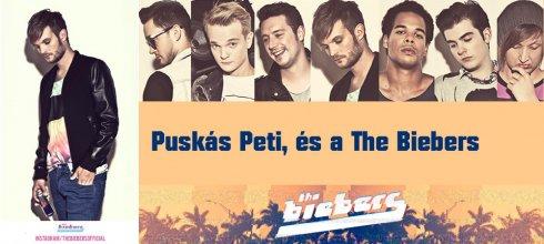 Puskás Peti, és a The Biebers