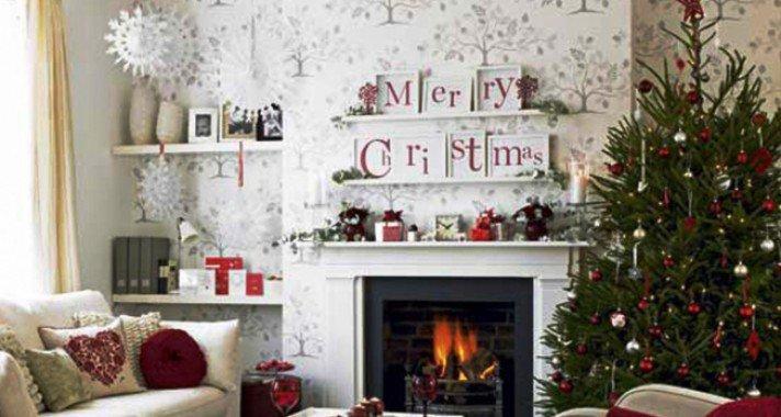 Karácsonyi dekorálom