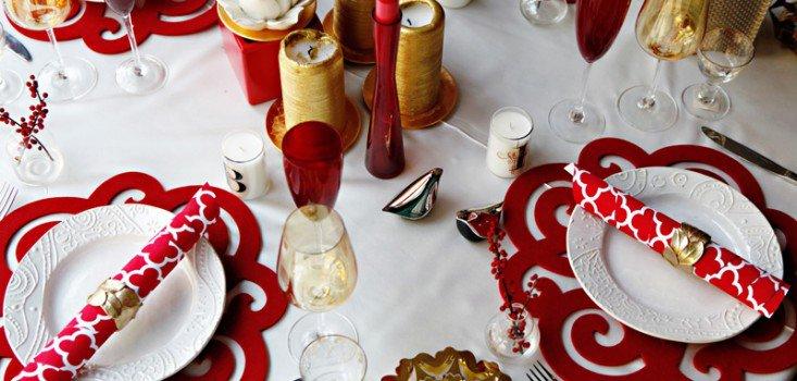 Hogyan készíts karácsonyi asztaldíszt?
