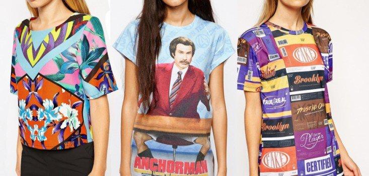 Bazár: Mintás pólók, amik biztosan nem jönnek szembe