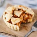Anyu süt: almás kosárkák