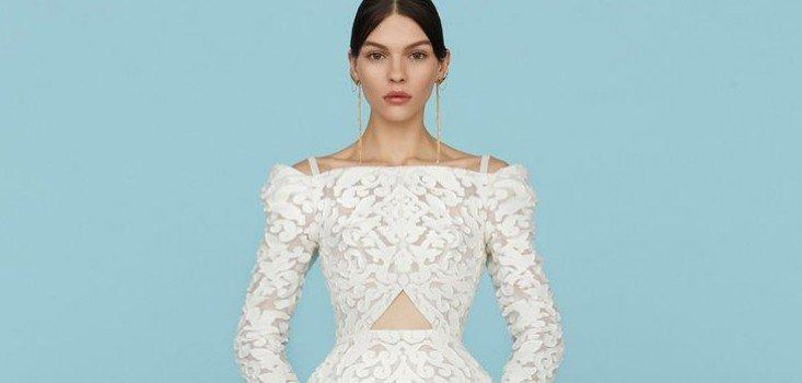 A 2015-ös tavaszi divathét menyasszonyi ruhái
