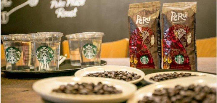 Starbucks kávékisokos