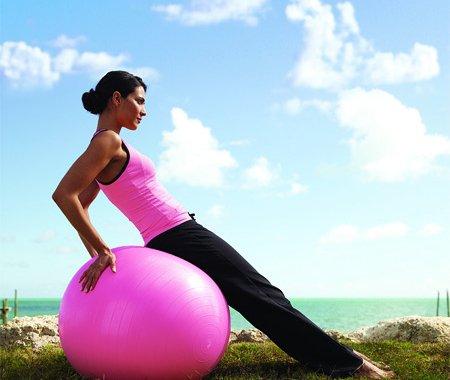 Fit-Ball, az ülő testmozgás
