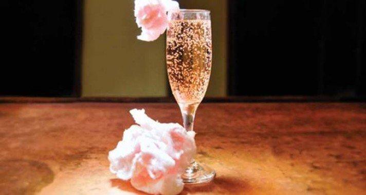 Koktélötletek az esküvődre: Éljenek a buborékok!
