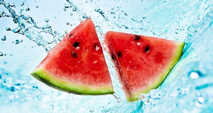 Nyári méregtelenítés: lúgosítás görögdinnyével