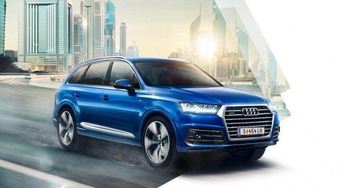 A kategória mércéje: Az új Audi Q7