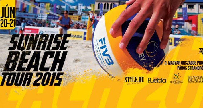 Sunrise Beach Tour 2015 START