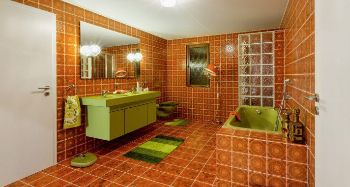 A '70 évek fürdőszobái 3 kontinensen