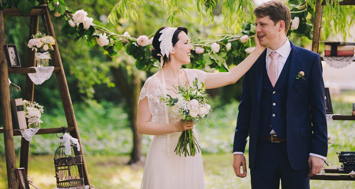 Esküvő a tündérkertben