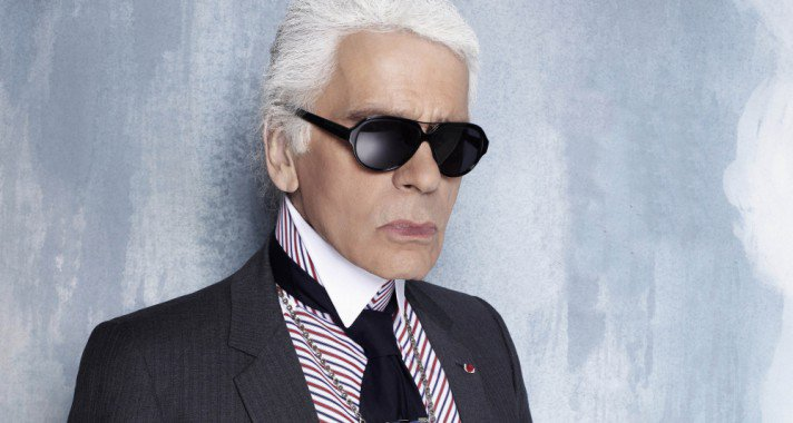 Isten éltessen Karl Lagerfeld!