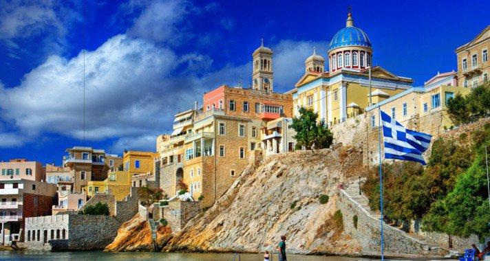 9 gyönyörű görög sziget