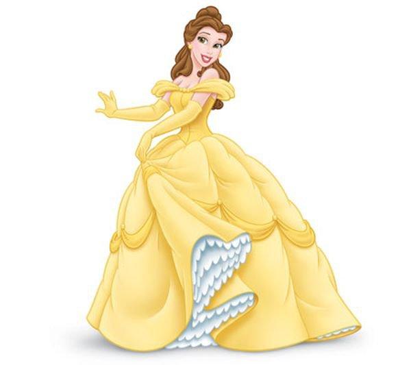 Mit viselnének ma a Disney hercegnők  fd728a3efa