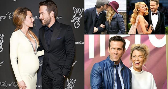 21 fotó, amely azt bizonyítja, hogy Ryan Reynolds és Blake Lively igazi álompár