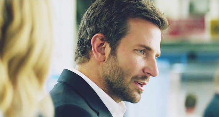 Kulináris orgazmus Bradley Cooperrel