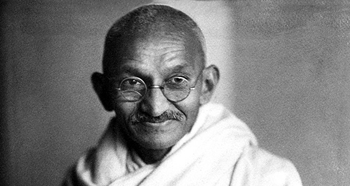 Gandhi születésnapján az erőszak ellen