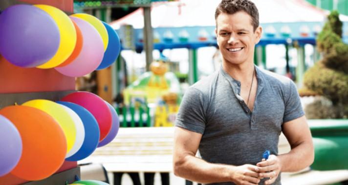 12 dolog, amit nem tudtál Matt Damonról!