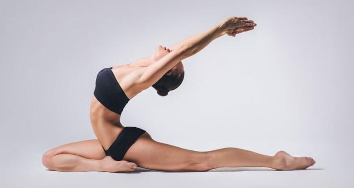 Az új trend: hot jóga