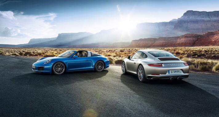 Csak magunkat felülmúlva lehetünk igazi győztesek. Az új 911 Carrera modellek