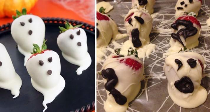 Halloweeni édességek a képzeletben és a valóságban