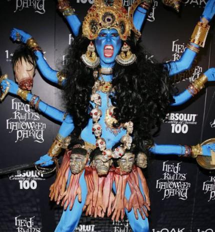 Heidi Klum legőrültebb Halloween jelmezei az elmúlt 15 évből