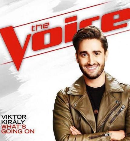 Király Viktor bejutott az élő show-ba!