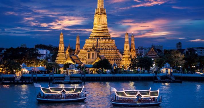Élet egy ázsiai nagyvárosban: Bangkok