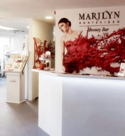 A szalon, ahol Marilyn Monroe szépülne