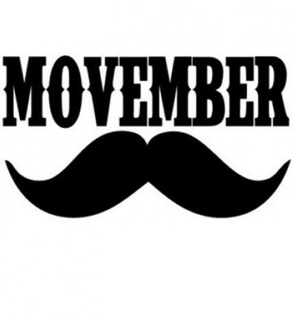 Éljen a november, azaz a Movember!