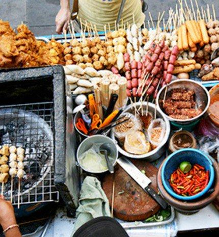 Európai street food útmutató