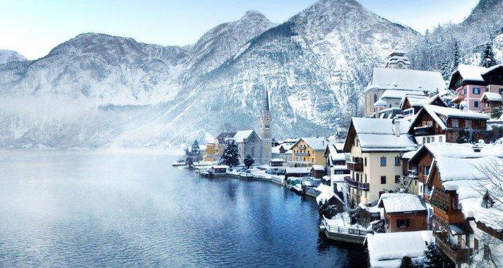 Európa legszebb városainak téli oldala