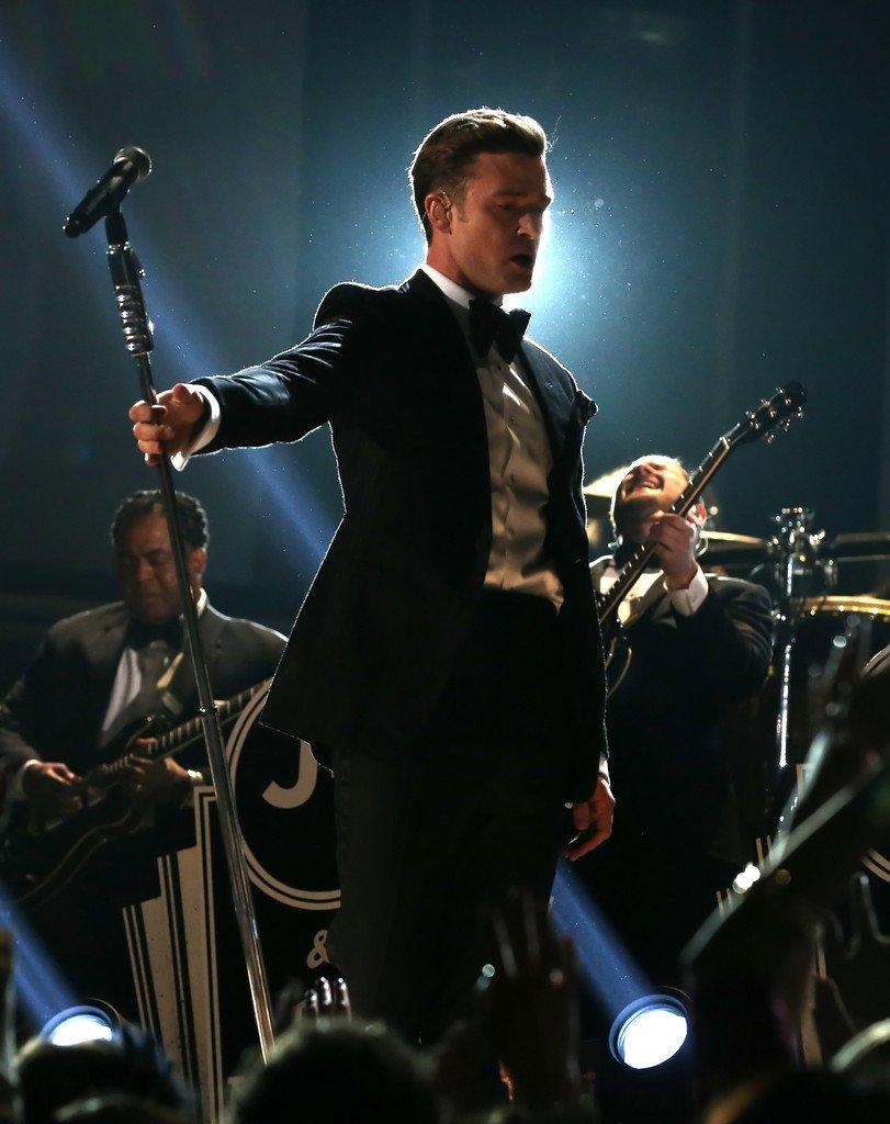 Richie Furst, Justin Timberlake · Zámbori Soma.