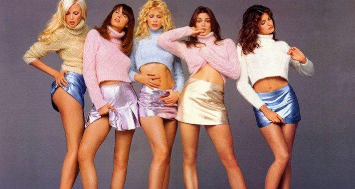 14 felejthetetlen divat-pillanat a '90-es évekből