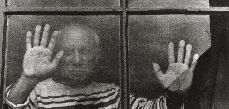 Pablo Picasso, a 160 centis óriás