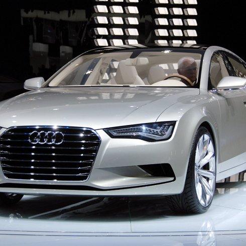 """Az Audi A7 Sportback a """"Design-csúcs"""" győztese"""