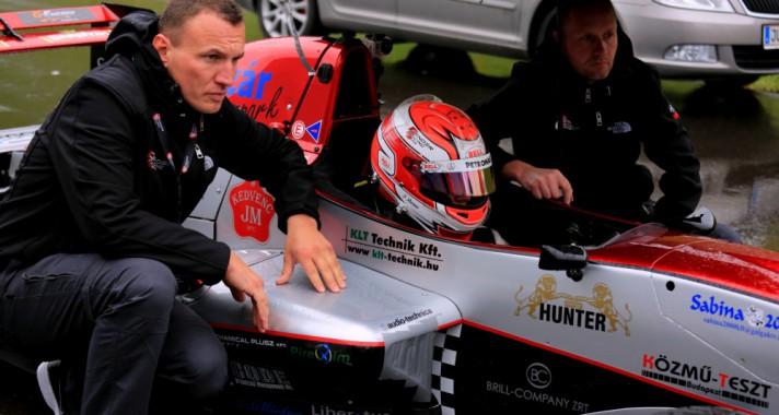 Interjú Gender Tamással, a Gender Racing Team alapítójával