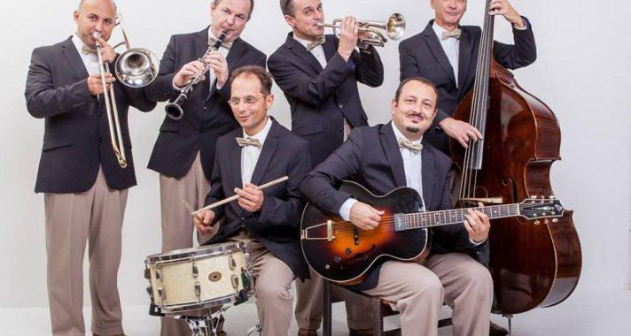 Hot Jazz Band, Frim Fram és Fat Mo's Band! Yeah!