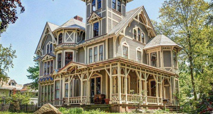 A 10 leggyönyörűbb történelmi hangulatú otthon