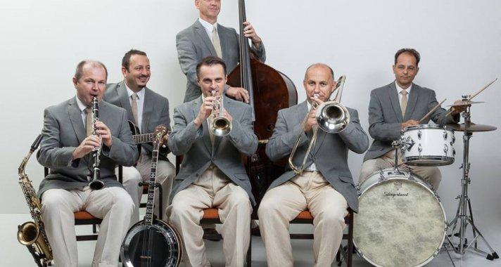 Minden este koncert! Pénteken újra Hot Jazz Band!