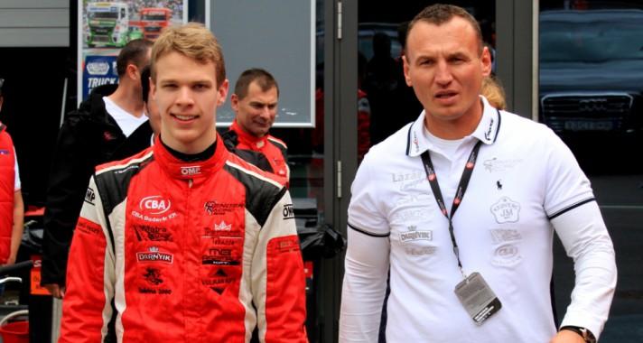 Beszélgetés Rónai Tamással, a Gender Racing Team pilótájával