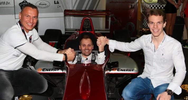 A Gender Racing Team ambiciózusan kezdi a tavaszt