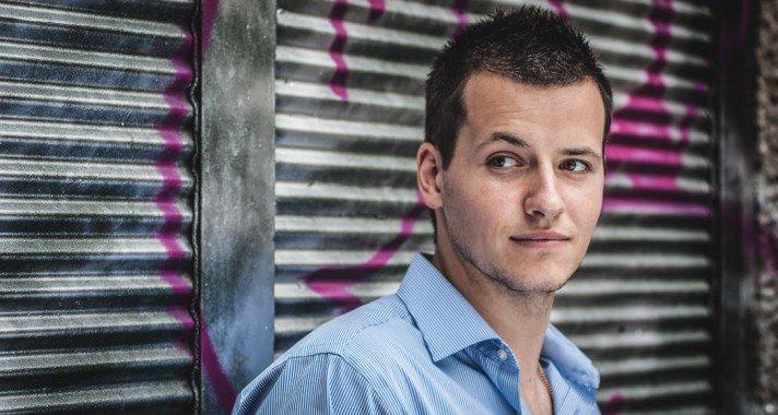 Interjú Csabai Márk, íróval
