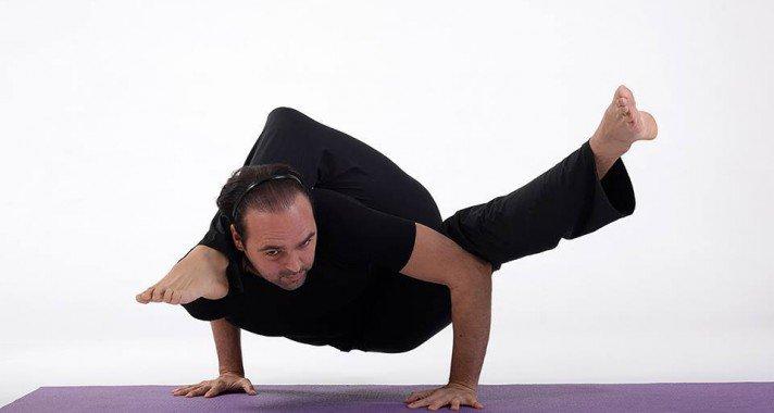 Jóga férfiaknak és nőknek- Interjú Kiss Zoltán jógaoktatóval
