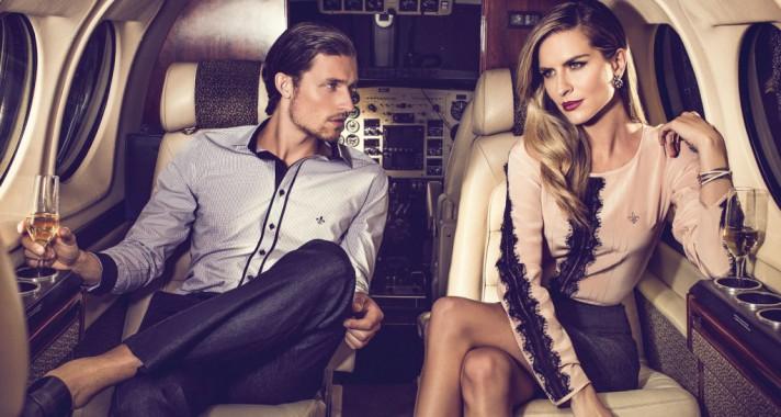 A szép nők a gazdag férfiakat választják