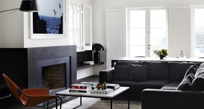Modern, klasszikus családi ház- fotókkal