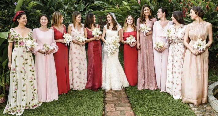 Stílusiskola: Mit viselj egy tavaszi esküvőre
