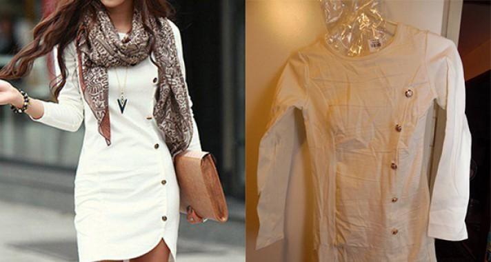 Ezért ne rendelj ruhát Kínából - A legnagyobb átverések