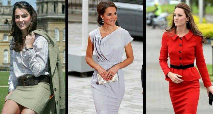 Stílusalbum: királyi gardrób Kate Middleton módra