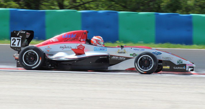 Bámulatos szezonrajt a Gender Racingtől